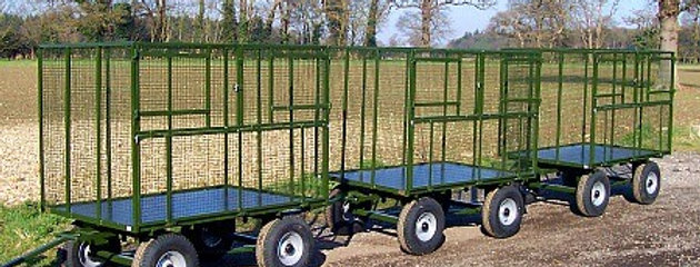 Special Built Trailer TG13