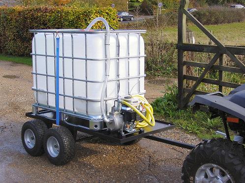 600L Tank - Petrol Pump - Ref WC(P)