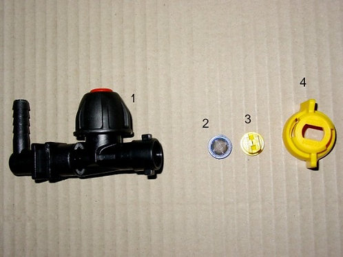 PSP Nozzle Assembly - Ref PSPNOZ