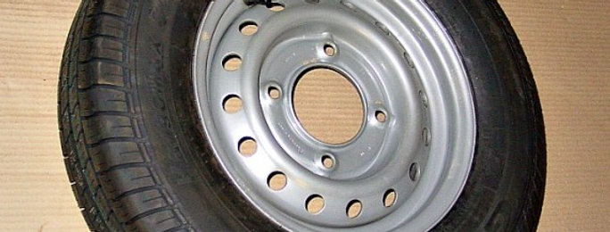 Wheel For Water Carts - Ref WHE165R13