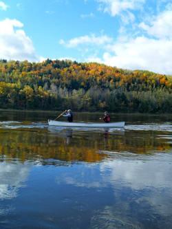 River Tripping (Gibson Creek Canoe)