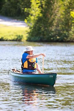 Basic Canoe (Gibson Creek Canoe)