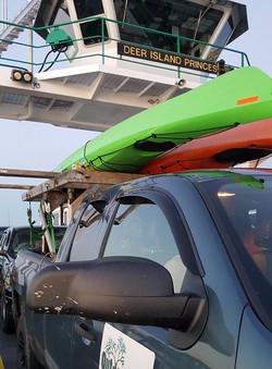 Deer Island Princess II Ferry