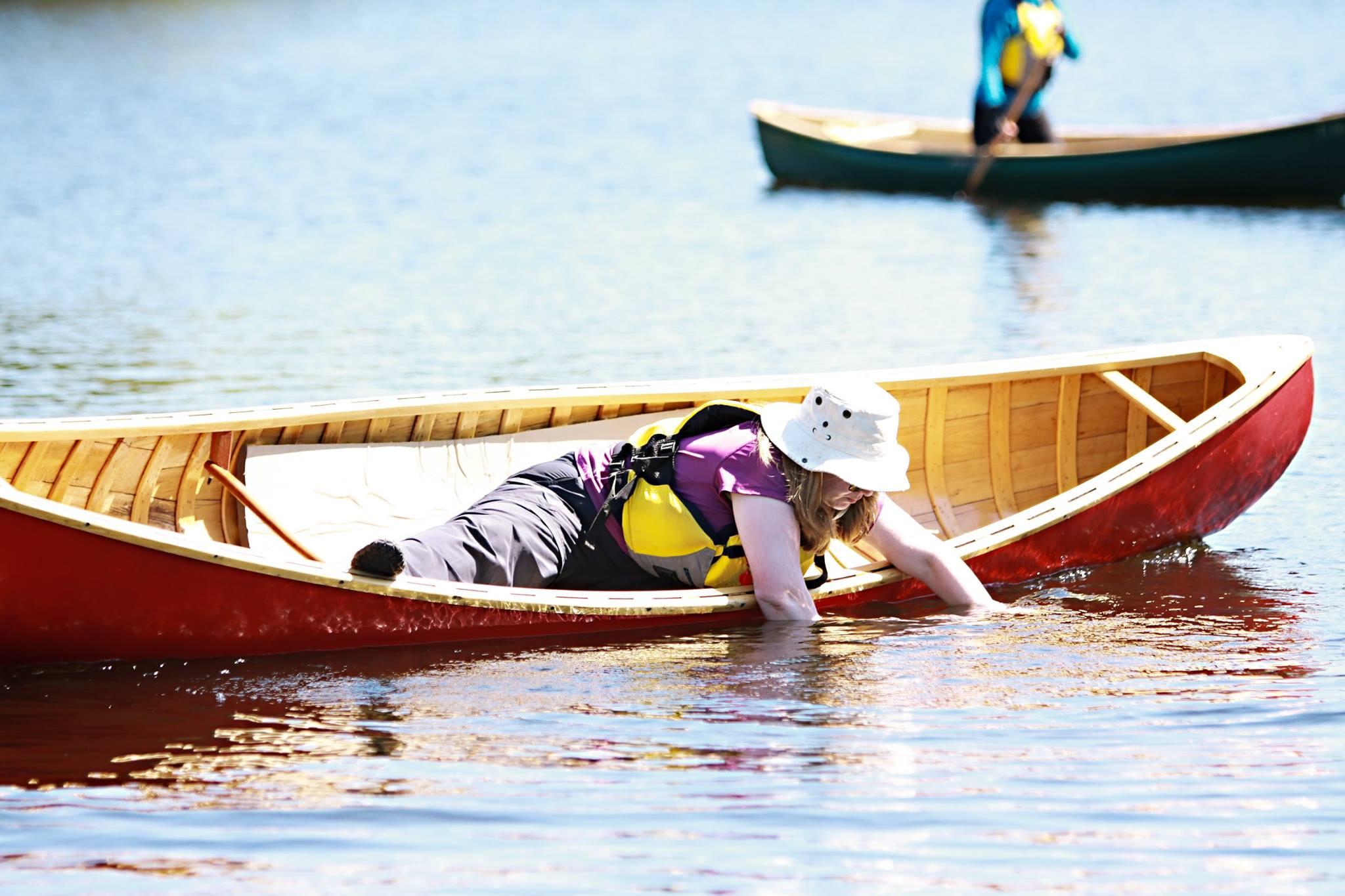 Canoe Dance (Gibson Creek)