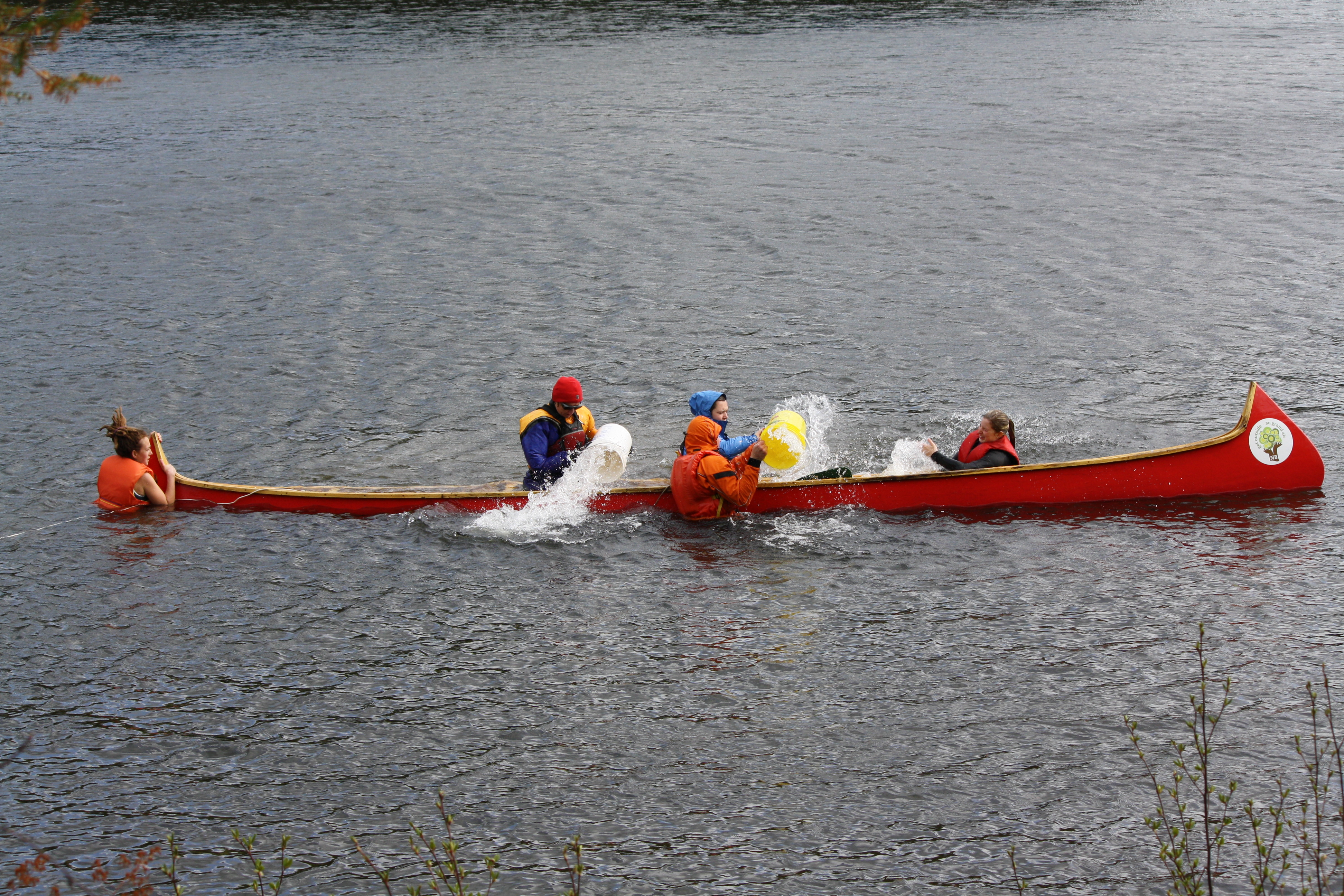 Big Canoe Training Mount Carelton May 2015