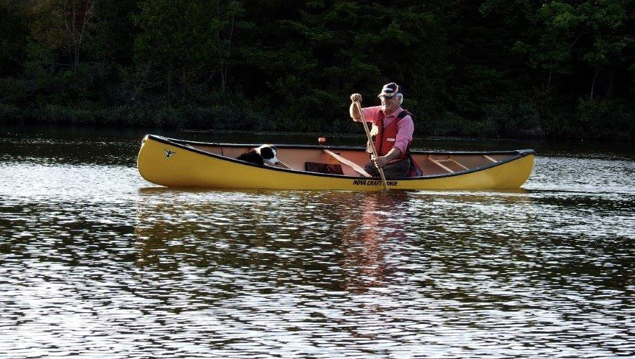 Basic Canoe (Gibson Creek Canoe)