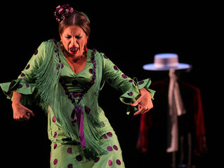 On Performing . . . Fear & Vulnerability in Flamenco