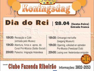 Dia do Rei no C.F.Ribeirão