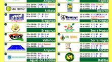 Calendário 2020 Lip Tênis