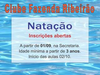 TEMPORADA NATAÇÃO 2017/2018