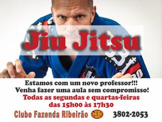 Você que curte Jiu Jitsu! Venha fazer uma aula sem compromisso!