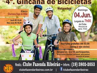4ª Gincana de Bicicletas - 04.06
