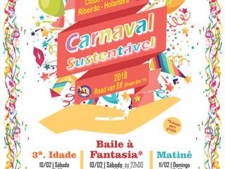 Carnaval 2018 - Você não pode perder!!!!