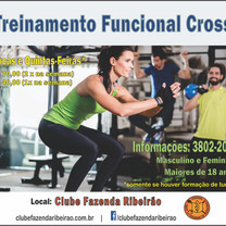 Treinamento Funcional Cross