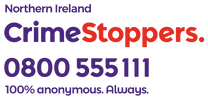 Northern Ireland RGB Purple & Red logo,