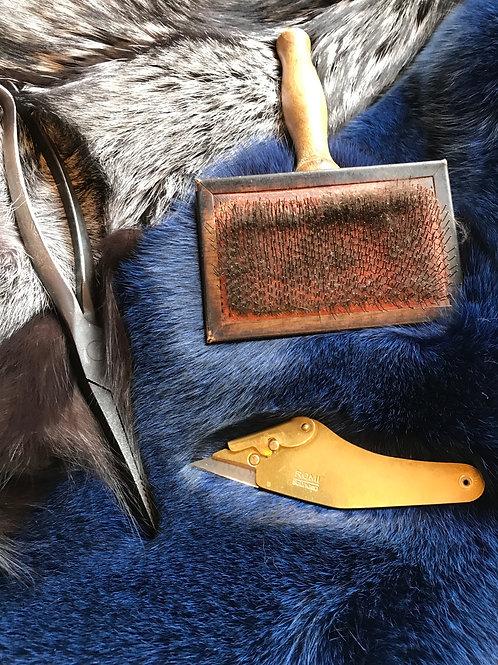 Nettoyage fourrure / Fur cleaning / Bont schoonmaken