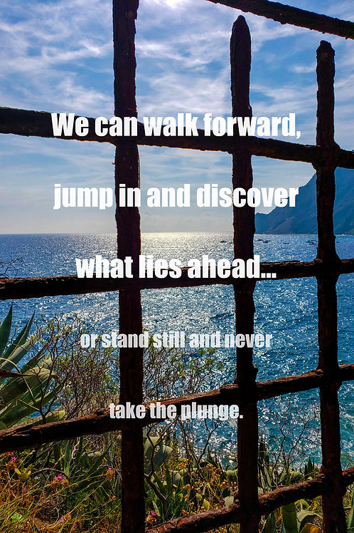 Jump in and Discover