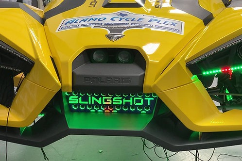 (11I) 2020 Slingshot Chase Dynamic Grill (without LTN Kit already installed)