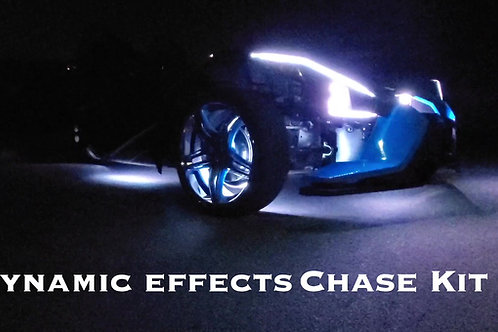 (2A) 2019 & Below Dynamic Effects Chase Kit without Wheel Rings