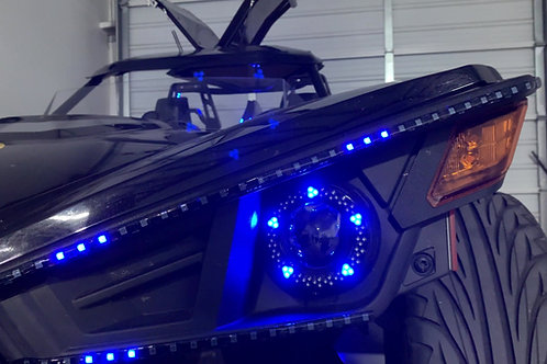 (10P) Elite Chase Halo Lights (ECH)