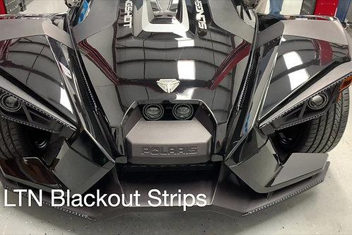 (1E) Blackout Chase Hood Vent Kit