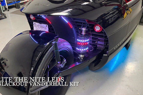 (1P)Blackout Chase Vanderhall Kit