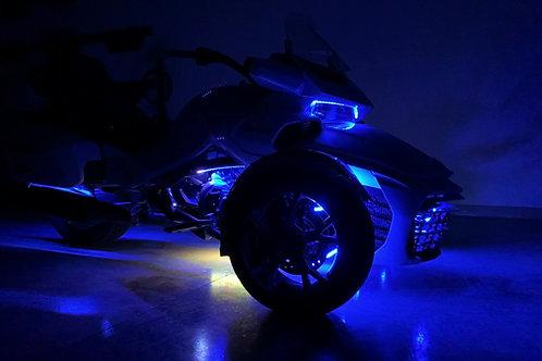 (14C) F3 Cam Am Spyder Chase Kit