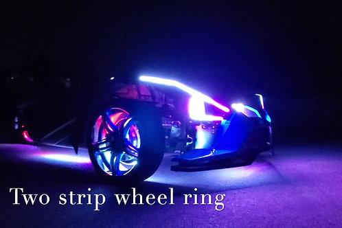 (8F).  Chase 2 Strip Wheel Ring Kit