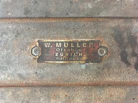 Schild Ofenmanufaktur