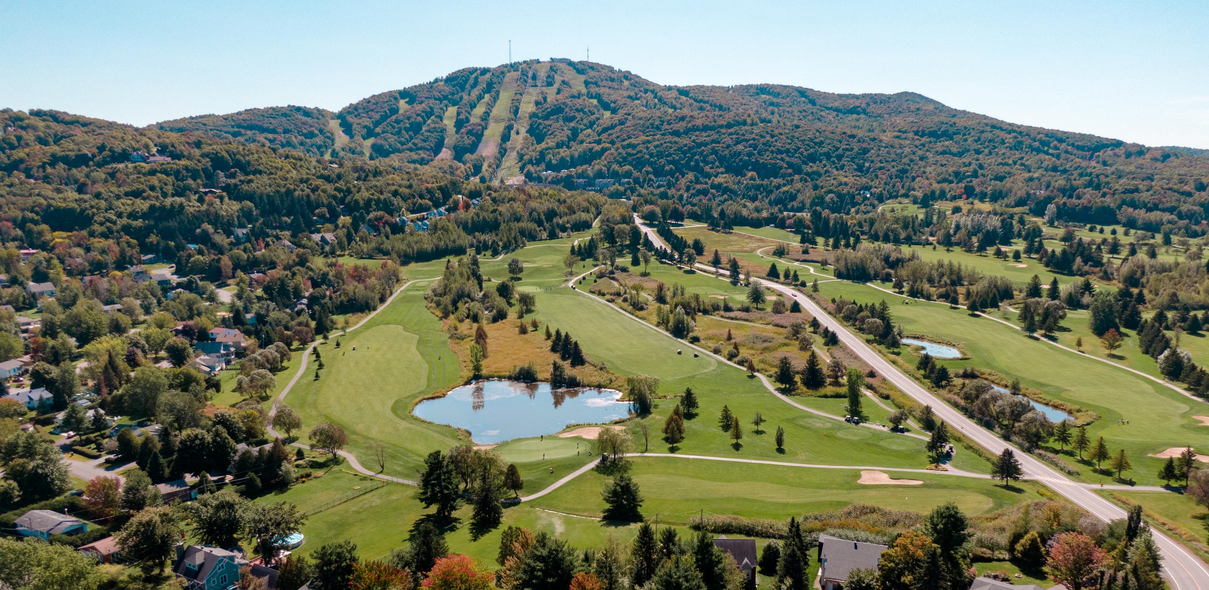 Montagne de Bromont