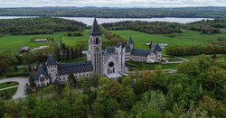 Abbaye saint benoît du lac