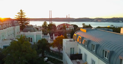 Hotel Pestana hôtel, drone diffusion