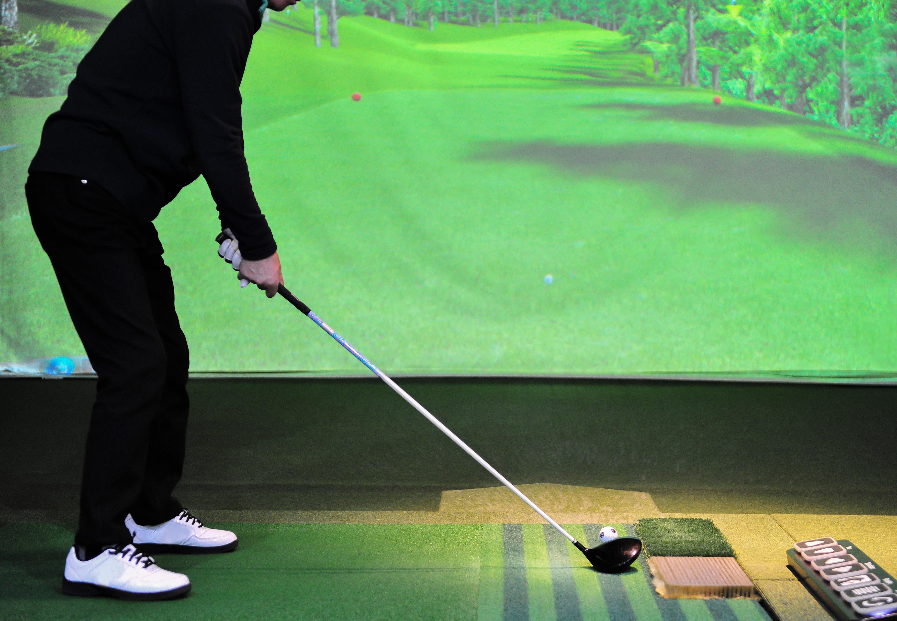 1 Hour Virtual Golf