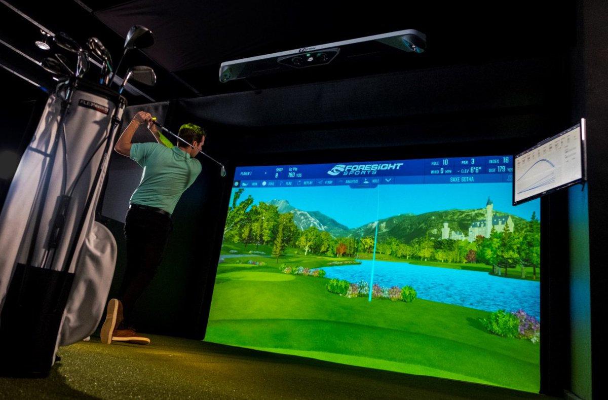 2 Hours Virtual Golf
