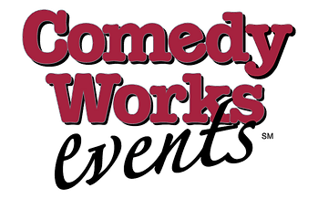 Comedy Works Events Logo