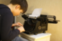 Пишущая машинка Olympia