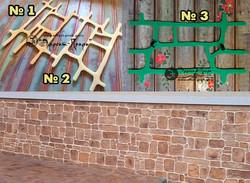Рамка для имитации кладки