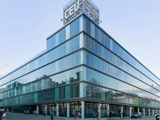 George Soros and the inauguration of CEU's Vienna campus