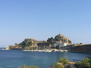 Corfu's iconic Asian Art Museum