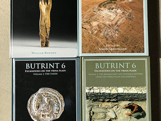 Excavations and surveys at Butrint, Albania: Butrint 5 & 6i,ii, iii