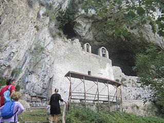 La Grotta di San Michele ad Olevano sul Tusciano