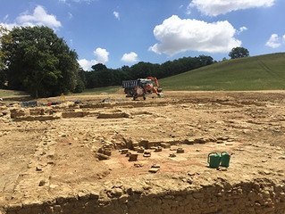 Unearthing a Mediterranean Valley: S. Marta, Tuscany
