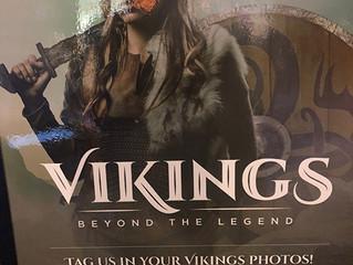 Vikings (at the Franklin Institute, Philadelphia)