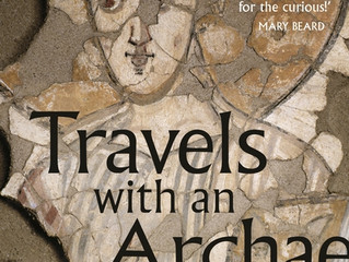 'Travels with an Archaeologist' lecture at Penn Museum. 17 October 2017