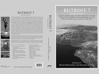 EXCAVATING BUTRINT IN LOCKDOWN: BUTRINT 7 PUBLISHED