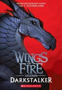 Wings of Fire Legends - Darkstalker