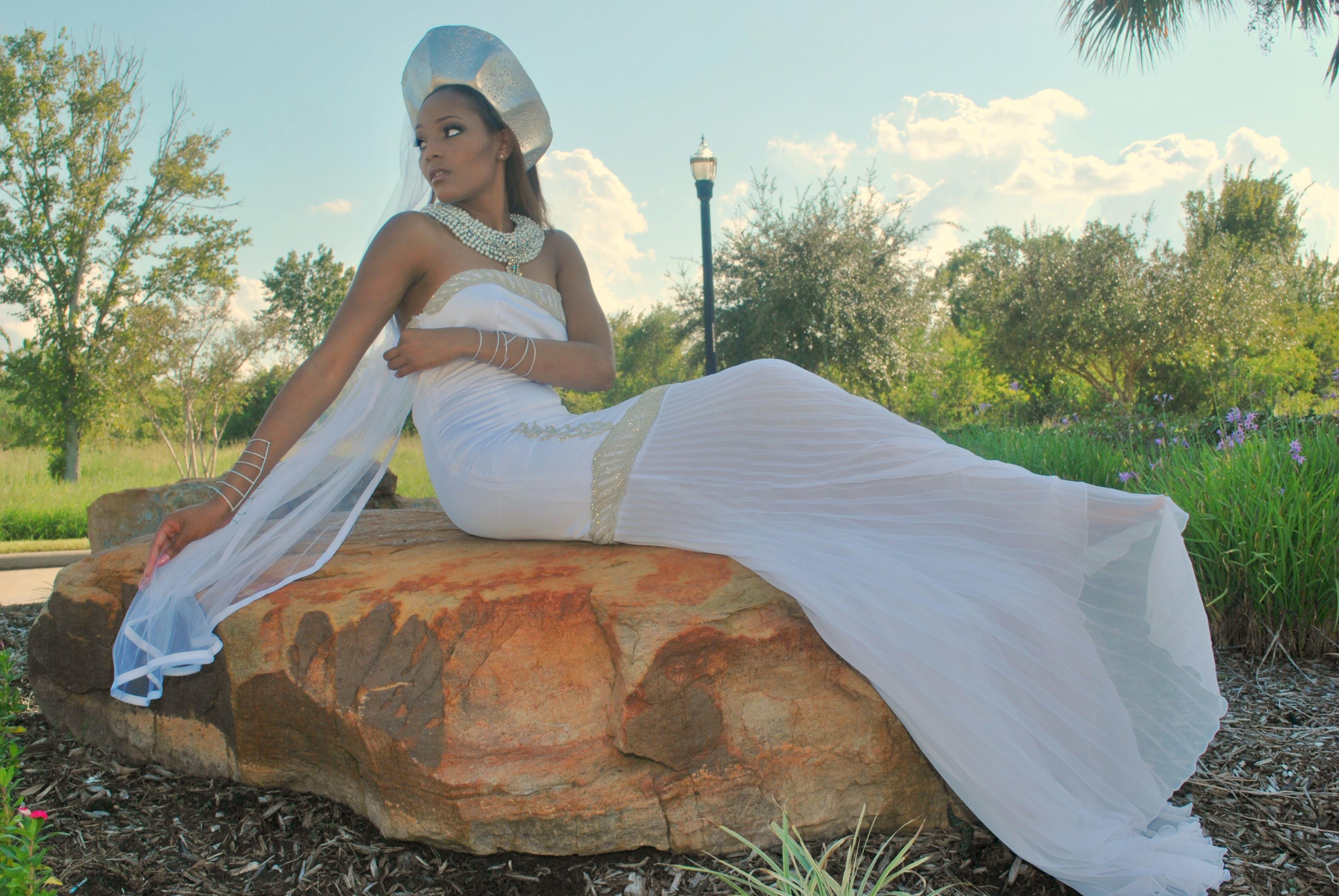 TeKay Designs bridal gownTK 188