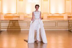 TeKay Designs bridal gown