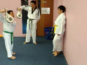 Taekwondo at JIS