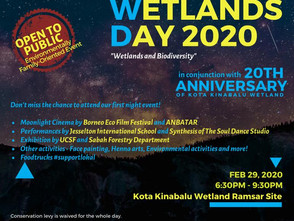 JIS invited to give an Opening Speech for World Wetlands Day 2020